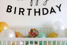 Celebrate Birthdays / by Donya Gjerdingen