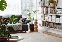 for living / living & family rooms / by Laura Dechert