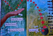 Art journal ideas ♦ / by Marcy Larocque Allan