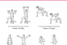 Fitness / by Melissa Harle