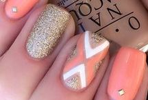 Nail Designs! / by Casey Frank