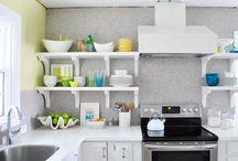 Home // Kitchen / by Donya Gjerdingen