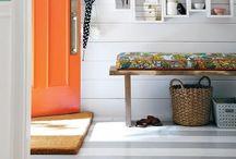 Home // Entryway - Hallway / by Donya Gjerdingen