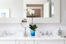 Home // Bathroom / by Donya Gjerdingen