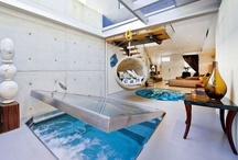 Inspiring Homes / Think big! Get inspired with these extravagant and unique home design concepts.