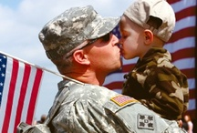 Heroes / Heroes are angels who walk among us. They may be our soldiers who protect us afar at great sacrifice. They may be our first responders who protect us at home. Or they may be folks who had a chance to do good and did.  / by Gayle Montgomery