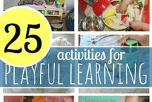 Tips & Tricks! / Miscellaneous tips and tricks for helping kids and creating learning opportunities for them to play.