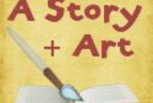 Art and Literature / Books to teach about Art / by Laurie P Cotros