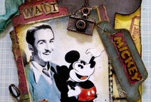 Love You, Walt! / Grateful for the Legacy and Gifts of Walt Disney / by Gayle Montgomery