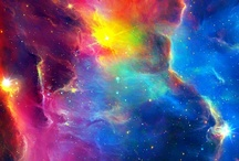 Nibbling On A Nebula / Amazing Astronomical Functions Like Nebula, Quasars, Pulsars, Black Holes and Other Interplanetary Treats / by Gayle Montgomery