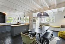 Dream Kitchens / Are you chasing the dream of your ideal kitchen? Follow this board for a heap of ideas!