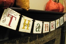 Thanksgiving / by Julia Magier Sepinski