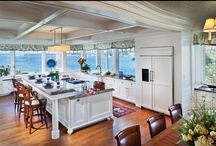 Dream Kitchens / by Maggie Ka.