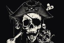Skulls, Glitter & Pretty Things:)