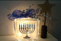 Happy Hanukkah / All things fun and beautiful for the Festival of Lights.