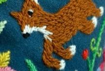 Bordados, crochet e afins