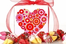 Sweet Valentines / Great ideas to celebrate love any day of the year, but especially Valentines Day.
