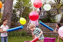 PT/Gross Motor / What does a PT do and what are some fun activities to do at home to build those gross motor skills? Check out our pins and see.