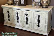 Painting Furniture & more / by Melissa Harle