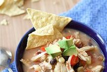 Crock pot/slow cookery stuffs