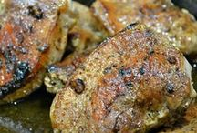 Pork...the other white meat...recipes