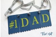 Father's Day Twist Style / While another tie or World's Best Dad t-shirt would do the trick, why not celebrate him in unique way this year? Make his day special  with these ideas brought to you by TwistOP.com