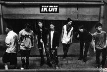 아이콘 / IKON / by Ashton Becht