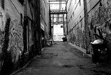 Back Alley Grunge Photography / by Sharlene Mohr