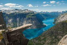 Wanderlust // Scandinavia / I Want To Be An Explorer. Destination: Scandinavia: Norway, Sweden, Finland, Denmark #Travel #Wanderlust #Scandinavia #norway #sweden #finland #denmark  / by Maya // www.archistas.com
