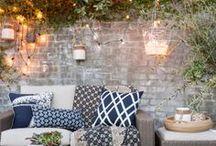 Garden design / Diseño y decoración de exteriores: jardines, terrazas, patios, balcones...