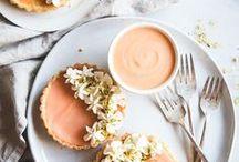 Tartspiration - sweet and savoury tarts
