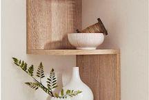 Décoration intérieure - bois