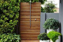 Décoration extérieure - bois