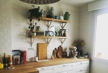Aménagement intérieur Essence Bois / Aménagement et décoration intérieure entièrement créé et réalisé par l'entreprise Essence Bois (Annecy - France)
