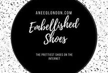 Embellished Shoes / Most unique embellished shoes