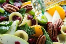 Salad Recipes / Healthy Food is essential. Fresh salad recipes, dressing recipes - All Healthy. Different and tasty dressing recipes, unique flavors and ideas. Stay Healthy. Eat Healthy.