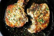 Pork Recipes / Pork chop, pork ribs, bacon, pork neck, pork leg... pork steaks are everywhere on almost any meals. Learn to give them new flavors with the most suitable recipes and spices.