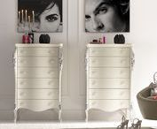 Chest of Drawers - Casetiere