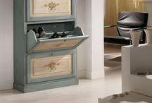 Shoe Cabinets  - Dulap pentru pantofi