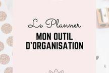 → Planners / Sélection de Planners pour s'organiser et planifier ses semaines, son mois, noter ses anniversaires et To Do List