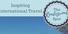 Inspiring International Travel / This board is for bloggers to share their favorite international (to North America) travel and blogging related pins. There is no pin limit, but FOR EVERY PIN YOU ADD YOU MUST RE-PIN ONE OF SOMEONE ELSE'S. Share the love, let's build a community of support. VERTICAL pins only! If you would like to be a collaborator for this group board, you must FOLLOW ALL OF MY BOARDS and send me a DM!  Until the next Rendezvous, Erin