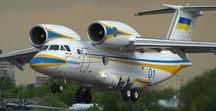 Aircraft / Various manufacturers and makes of civil transport aircraft for both the private and public sector.
