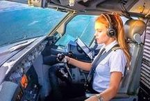 Flight Ops / From the aircraft pilot to the baggage handler, from the flight attendant to the airline customer agent, experience the products and services of the people that make flight operations possible