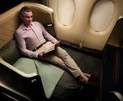 Luxury of Flight / Experience the luxury and comfort of flying in style on board a private jet or first class airline cabin