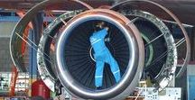 Aircraft Maintenance / The wonderful world of aircraft maintenance and engineering seen through the eyes of the aircraft mechanic performing necessary repairs and inspections on commercial airlines