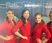 Glamour Girls of the Air / Anything or everything about airline flight attendants from the past to the present