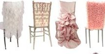 Special Seating Special Occasions / Don't forget the chairs! Ideas & inspiration for your wedding or next special event