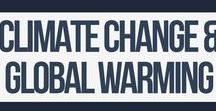 """Climate Change and Global Warming / Climate Change is all the rage at the moment in the mainstream. It's said there is a """"scientific consensus"""" and we should all simply agree with them - but should we? 