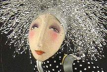 Cindi moyer / Cloth doll patterns