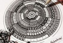 ✿ Mandalas and Doodles / Mandalas and Doodles